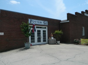 Pottery 51 Front Entrance